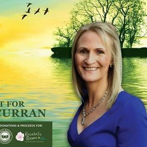 A Night for Claire Curran