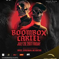 Boombox Cartel Live at Chaos - DJ Mag Philippines