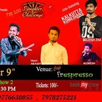 Bhubaneswar Komedians presents &quotThe Weekend Comedy Dose&quot
