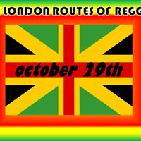 The london routes of reggae boat party oct 29th