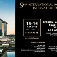 9th International Ageing Asia Innovation Forum 2018