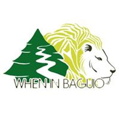 When In Baguio