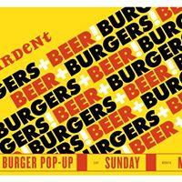 Lucys Burger Pop-Up