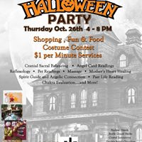 DCCL Halloween Party