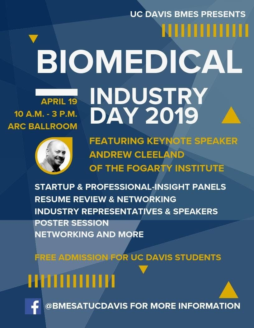 BMES Industry Day at UC Davis Activities and Recreation