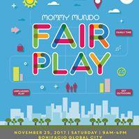 Fair Play 2017