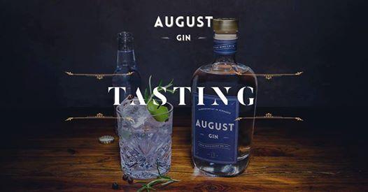 August Gin Tasting 14.06.2019