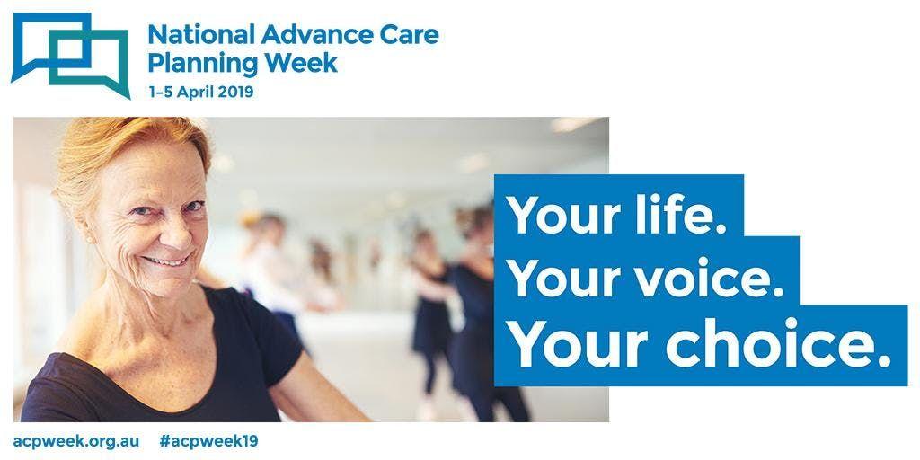 Start Planning - Consumer Advance Care Planning Workshop
