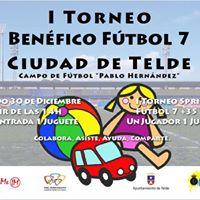 I Torneo Ftbol 7 Benfico Ciudad de Telde