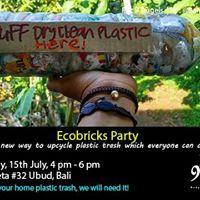 Ecobricks Party 4