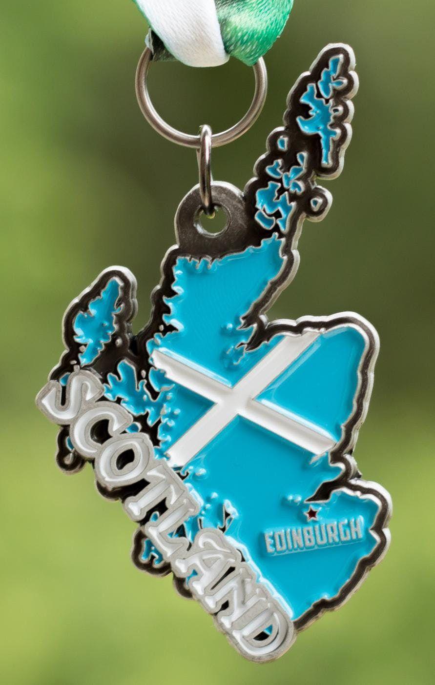 Race Across Scotland 5K 10K 13.1 26.2 - Austin