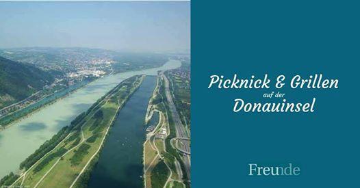 Picknick&Grillen auf der Donauinsel