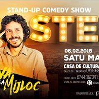 Stand up show CostelSatu Mare