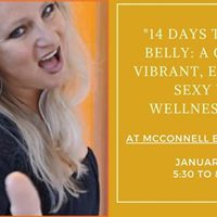 14 Days to A Flat Belly at McConnell Estates Winery - LIVE Event