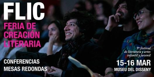 FERIA DE CREACIN LITERARIA - CHARLAS Y CONFERENCIAS