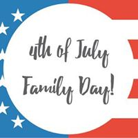 4th of July Family Class