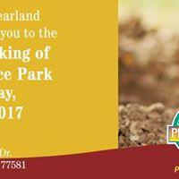 Independence Park Groundbreaking