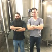 First Drafts Beer Release Indigose (blueberry gose)