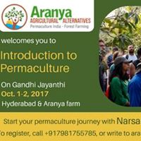 Introduction to Permaculture (city and farm)