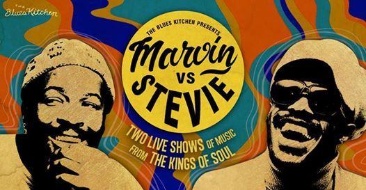 Marvin Gaye vs Stevie Wonder Special