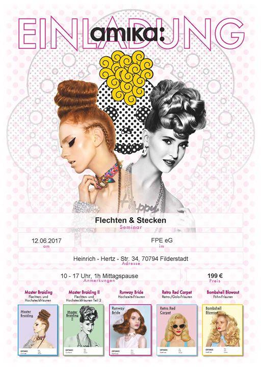 Workshop Stecken Flechten At Fpe Friseur Und Kosmetikbedarf Eg