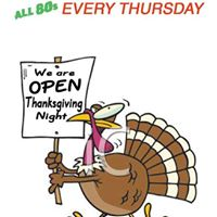 Dont be a Turkey open on Thanksgiving