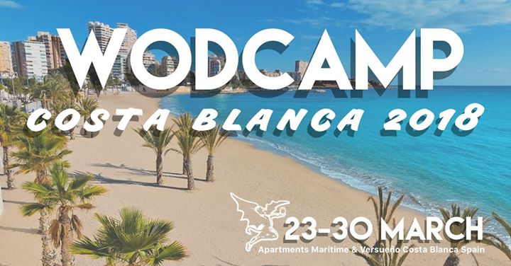 Wodcamp Costa Blanca 2018