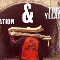 The Funky Sound Foundation &amp Toistuvat Ylltykset Live