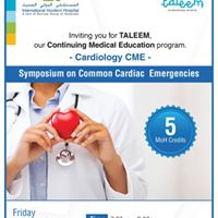Taleem Cardiology Symposium on Common Cardiac Emergencies