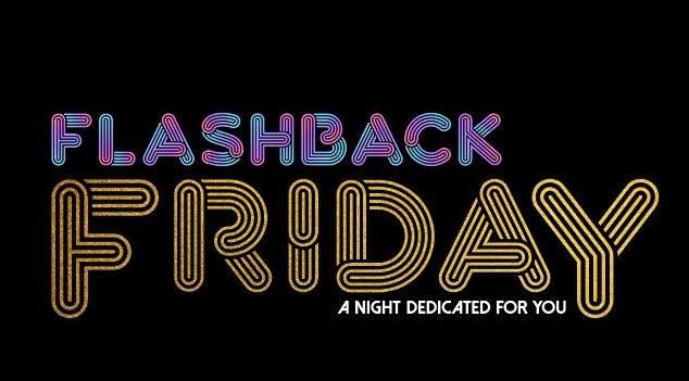 Flashback Friday  Hiphop x Rnb