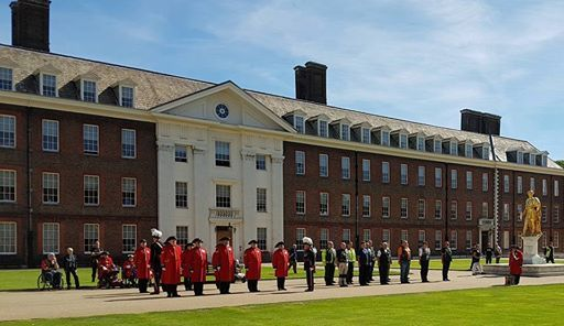 Royal Hospital Chelsea Ride Out