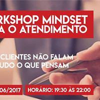 Workshop Mindset para o Atendimento - 2 Edio