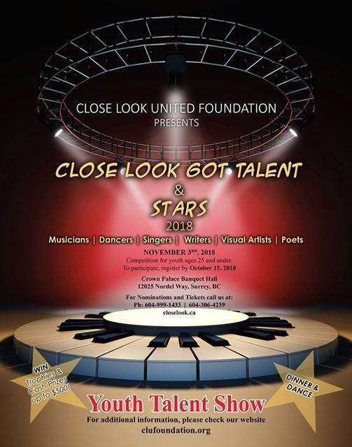 Close Look Got Talent