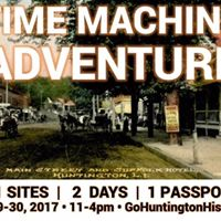 2017 Time Machine Adventure