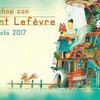 Workshop con Clment Lefvre