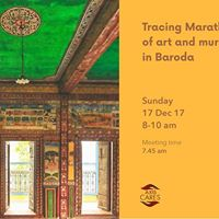 Tracing the Maratha history of Baroda through mural paintings