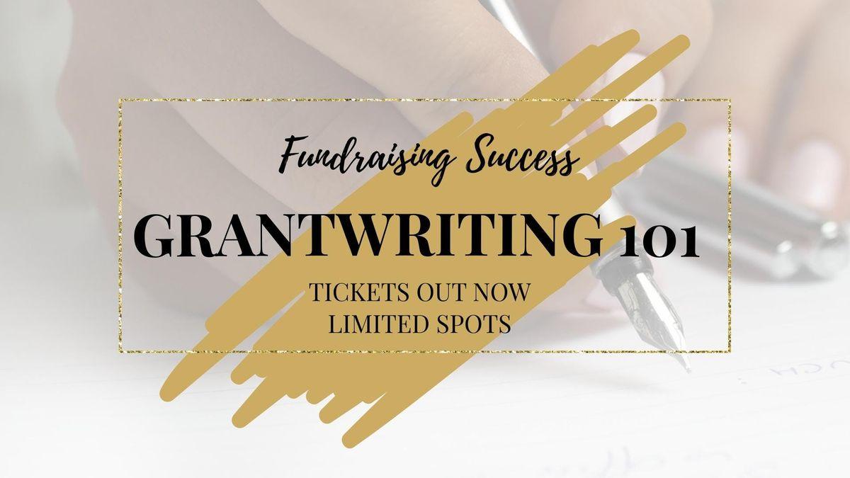Grantwriting 101 Workshop