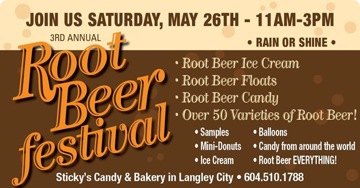 Stickys 3rd Annual Root Beer Festival