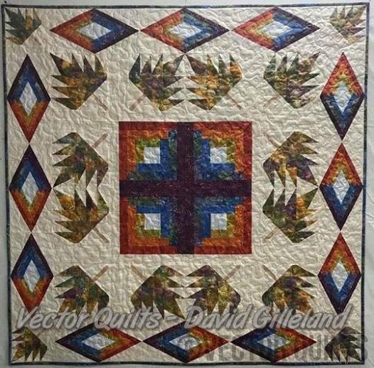 Vector Quilts Trunk Show with David Gilleland