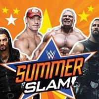 WWE Summer Slam LIVE