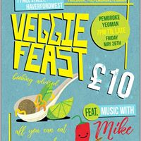 Veggie Feast and Live Music