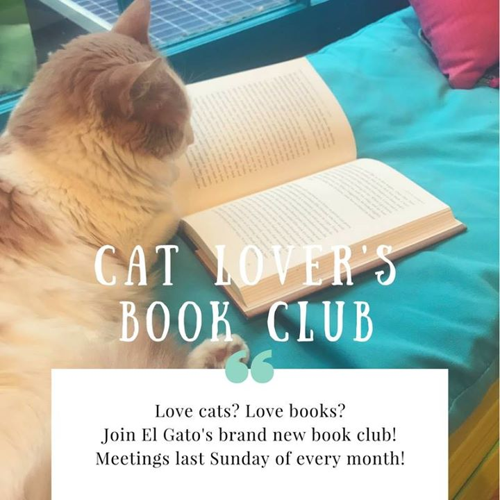 El Gato Book Club Meeting