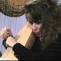 Jazz Bridge in the Sanctuary with harpist Gloria Galante