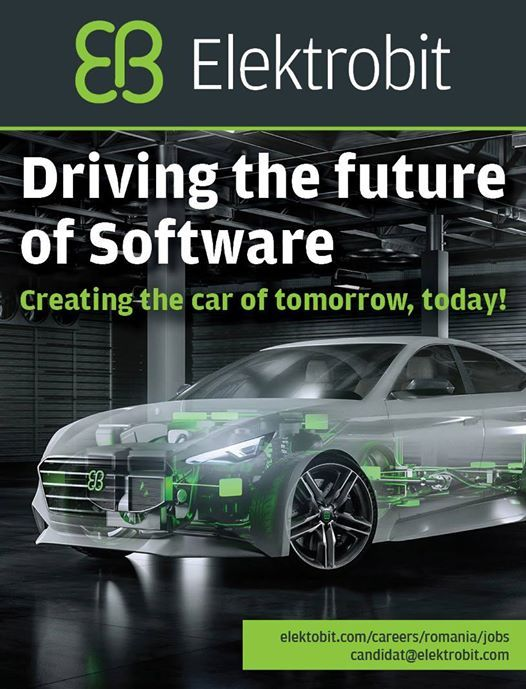 Workshop Driving the future of Software by Elektrobit