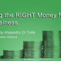Finding the RIGHT Money for My Business