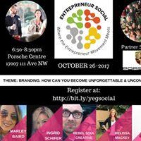 Edmonton Entrepreneur Social4
