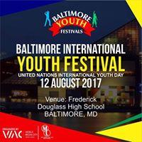 Baltimore International Youth Festival ( Douglas High School )