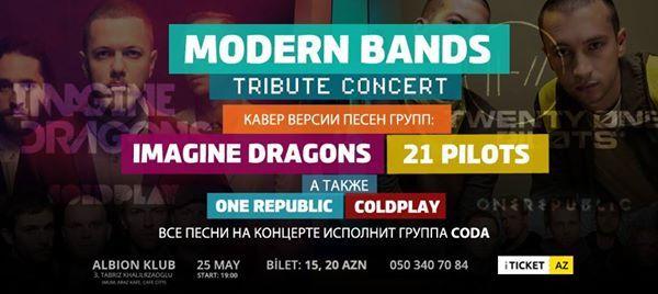 Imagine Dragons  21 Pilots Tribute