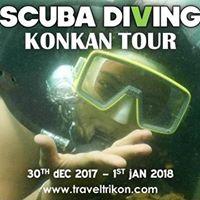 Trikon 552 Scuba Diving Special Konkan Tour