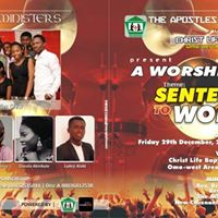 Sentenced to Worship Concert